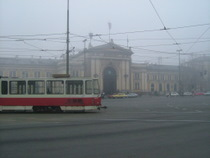 Belgrade railway station - www.countrybagging.com