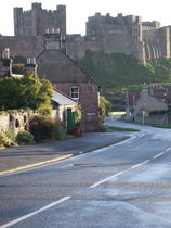 Bamburgh Castle - www.countrybagging.com