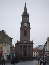 Berwick Town Hall - www.countrybagging.com
