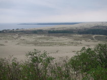 Dunes on the Curonian Spit - www.countrybagging.com