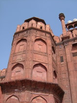 Red Fort, New Delhi - www.countrybagging.com