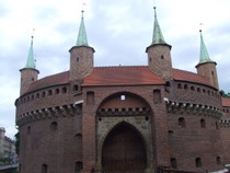 The Great Barbican of Krakow - www.countrybagging.com