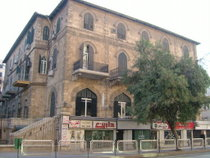 The Baron Hotel, Aleppo - www.countrybagging.com
