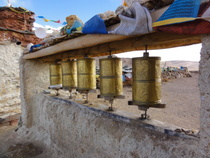 Prayer Wheels - www.countrybagging.com