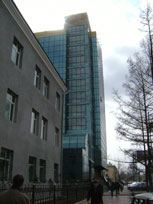 Tallest building in UB - www.countrybagging.com