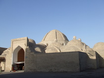 Trading Domes of Bukhara - www.countrybagging.com