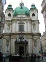 St. Peter's Kirche  - www.countrybagging.com
