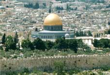 The Dome of the Rock, Jerusalem - countrybagging.com