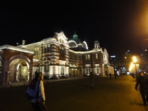 Seoul Railway Station - countrybagging.com