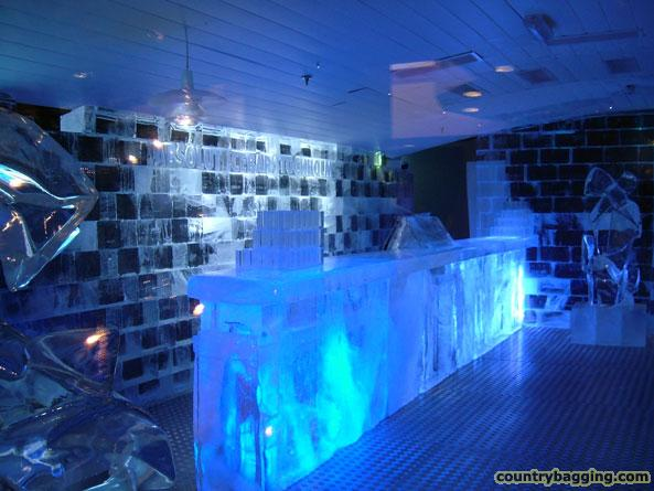The Ice Bar, Stockholm